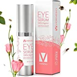 Best Eye Gel Cream For Wrinkles Fine Lines Dark Circles - Best Eye Serum with BEE VENOM for Wrinkles Review