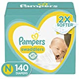 Diapers Newborn/Size 0 (< 10 lb), 140 Count