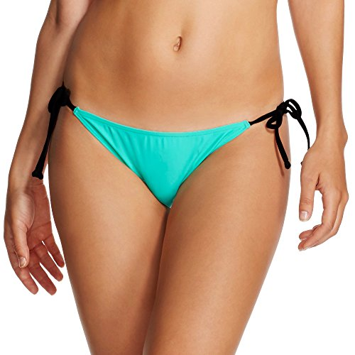Green Xhilaration - Xhilaration Women's String Bikini Bottom (Small, Mint Green)