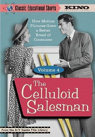 Amazon.com  The Celluloid Salesman  Classic Educational Shorts ... 0b9687852