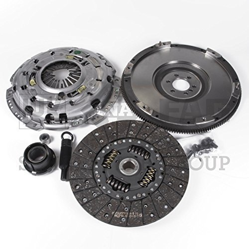 Kit Clutch 04 - LuK 04-905 Clutch Set