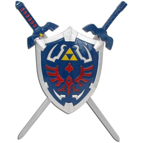UPC 844296030194, Trademark Legend Of Zelda Mini Sword Set with Shield