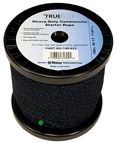 Stens 146-923 True Blue Starter Rope, 100-Feet from Stens