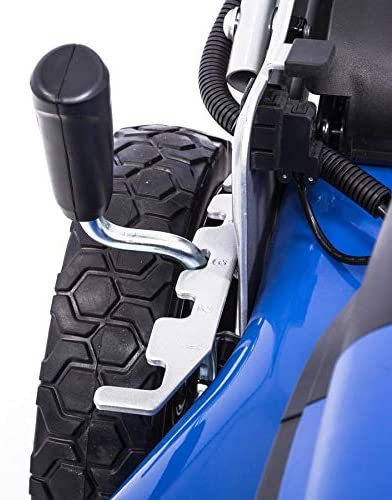 Battery Included KT Kobalt 80-Volt Max Brushless Lithium Ion 21-in Push Cordless Electric Lawn Mower