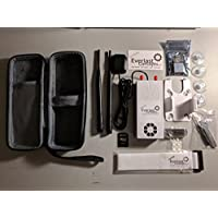 Assembled Stratux Dual Band ADS-B & Weather Receiver with AHRS WAAS GPS & Power Pack V3