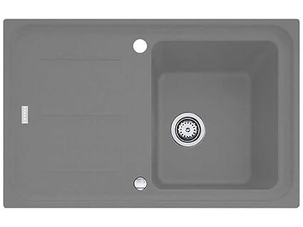 Franke Impact G IMG 611 G pietra grigio FRAGRANITE lavandino lavello ...