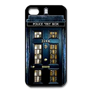 Personalized, sherlock Holmes,Custom,TPU Phone case for iphone4 4s,black
