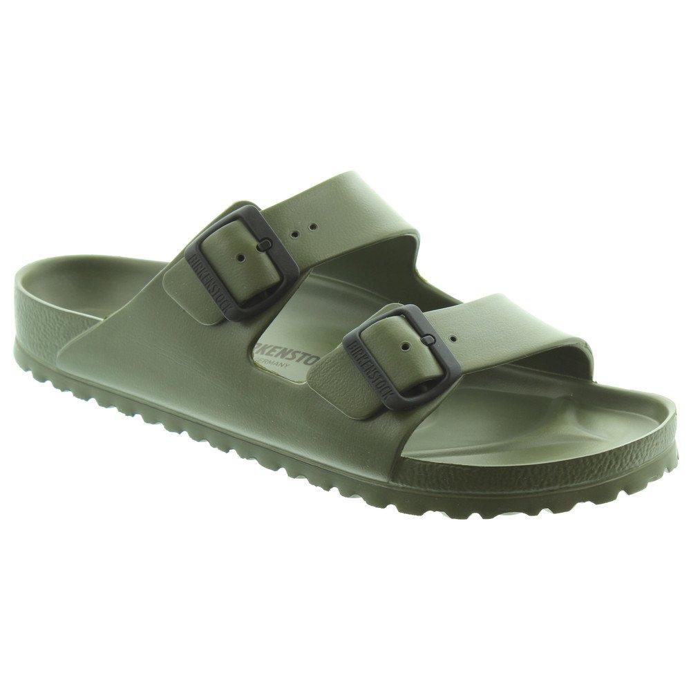 c5f91fbec742 Birkenstock - Mens Eva Arizona Sandals in Khaki  Amazon.co.uk  Shoes   Bags