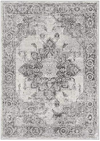 Luxe Weavers Oriental Gray 8×10 Area Rug