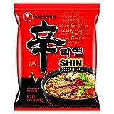 Nongshim Shin Ramyun Noodle Soup, Gourmet