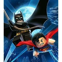030 Lego Batman 24x27 inch Silk Poster Aka Wallpaper Wall Decor By NeuHorris
