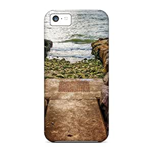 Fashion Design Hard Case Cover/ FFxk2232 Protector For Iphone 5c
