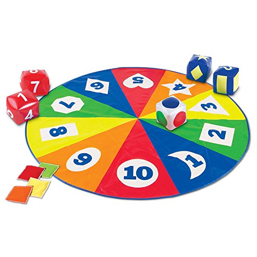 Learning Resources All Around Learning Circle Time Mat Circle Time