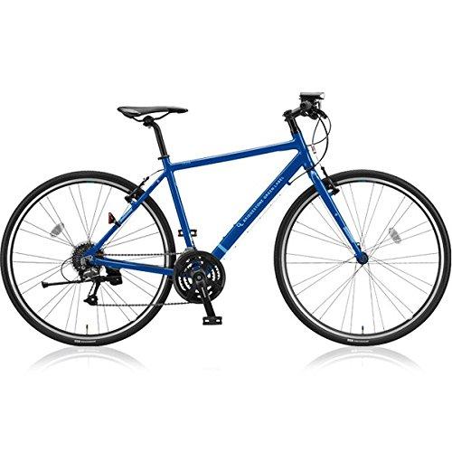 ブリヂストングリーンレーベル(BRIDGESTONE GREEN LABEL) クロスバイク CYLVA(シルヴァ) F24 VF2444 F.Xソリッドブルー 440mm B076DMQHN5
