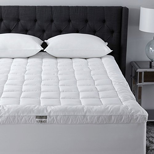Hollander Ultimate Cuddlebed Down Alternative Mattress Toppe