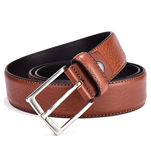 100 leather belt - 7