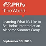 Learning What It's Like to Be Undocumented at an Alabama Summer Camp | Shaina Shealy