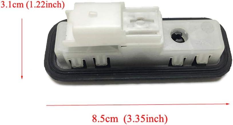 interrupteur de d/éverrouillage de porte arri/ère de coffre de voiture interrupteur ouvert de d/éverrouillage de coffre arri/ère adapt/é pour Fiesta 2008-2012 Interrupteur de d/éverrouillage de hayon
