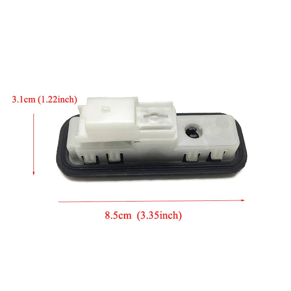 Boot Release Switch Tailgate Lock Switch Trunk Handle Button For Citroen C4 Picasso MK1 C2 C6 C5 X7 For Citroen C6 2005-2012 3008