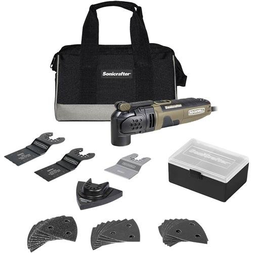 Rockwell Sonicrafter Oscillating Multi-Tool Review