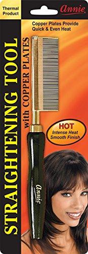 Annie Straightening Comb Fine