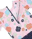 RuffleButts Baby/Toddler Girls Bouncing Blooms One