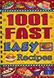 img - for 1001 Fast Easy Recipes book / textbook / text book