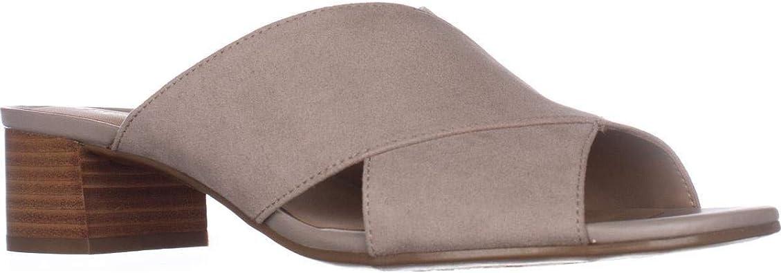 Naturalizer Womens Sandals Block Heel