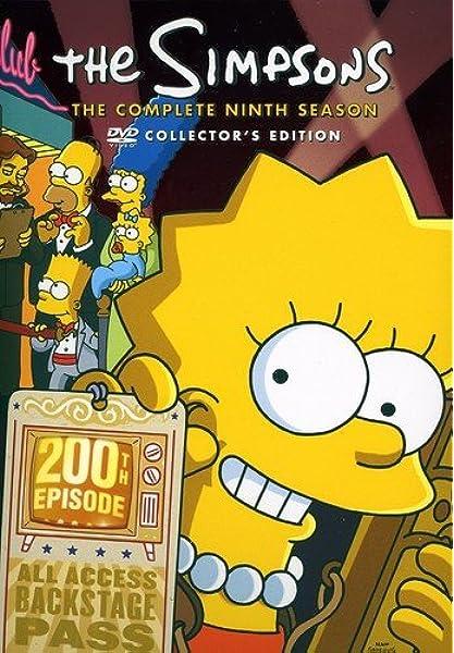 Amazon Com The Simpsons Season 9 The Simpsons Movies Tv