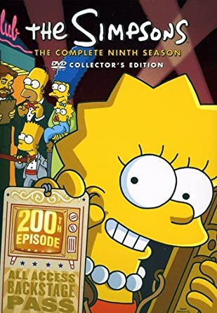 The simpsons season 9 episode guide from dvd box set episode guide.