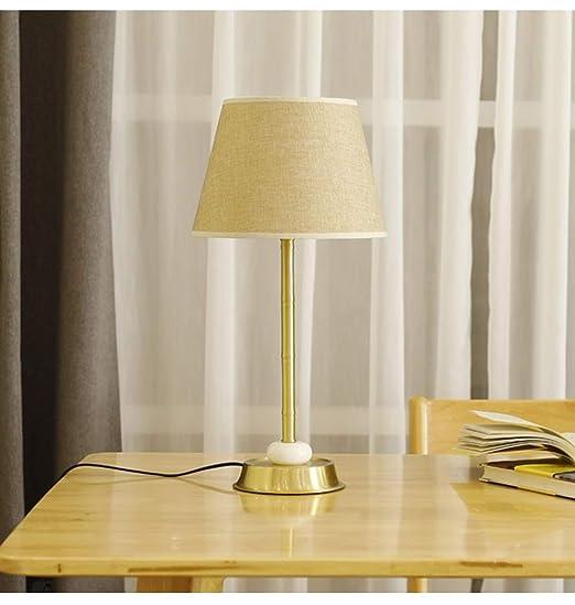 Uexfy Bonita lámpara de Mesa Lámpara de Mesa País Americano ...