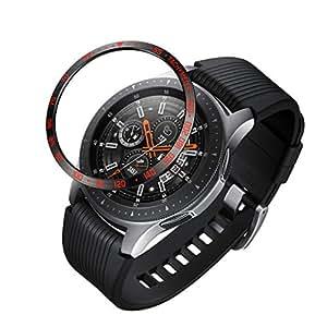 Lovewe Bezel Styling for Galaxy Watch 46mm / Galaxy Gear S3 Frontier & Classic Bezel Ring...