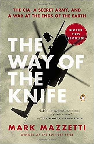 Mark Mazzetti - The Way of the Knife Audiobook Free Online