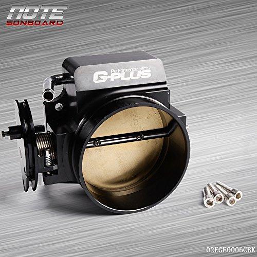 102mm Throttle Body GM Gen III Ls1 Ls2 Ls3 Ls Ls6 Ls7 Sx Ls 4 Cnc Bolt Cable by Gplusmotor