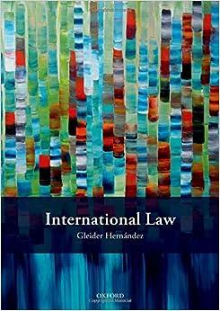 Book's Cover of International Law (Anglais) Broché – 11 avril 2019