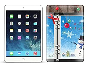 NadaAlarjane-y Case Cover Ipad Mini/mini 2 Protective Case Christmas Letter Background