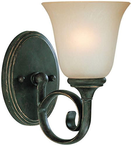 - Craftmade 24201-MB 1 Light Wall Sconce