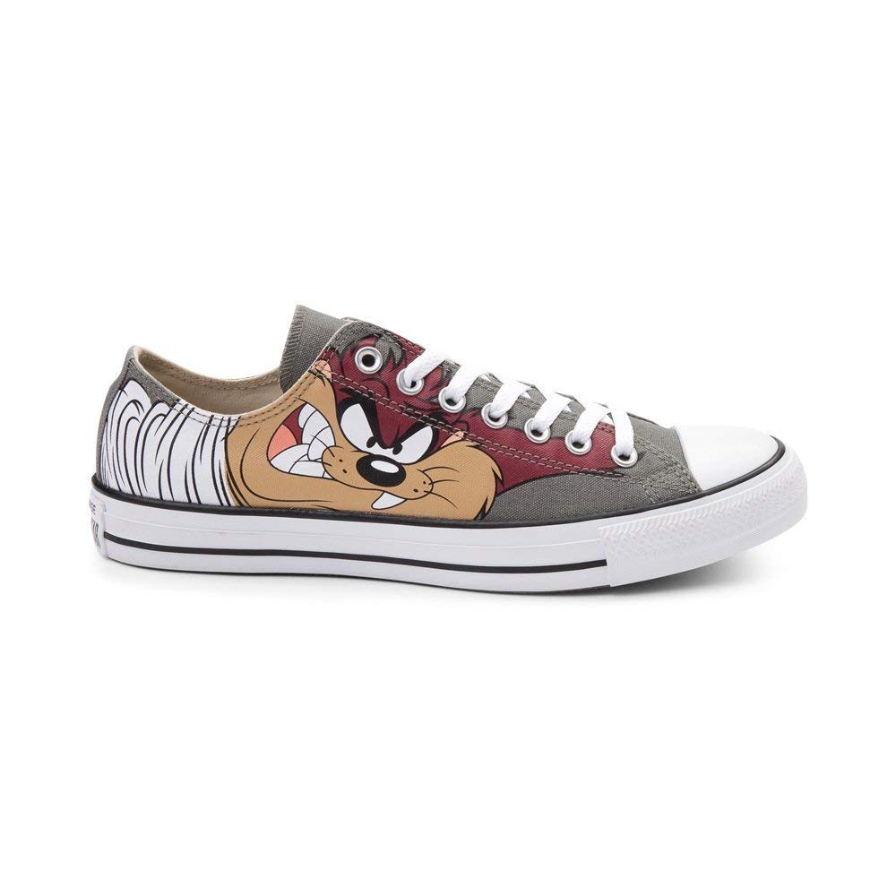 Converse by Looney Tunes Tasmanian Devil Taz Lo Top Men's Turnschuhe