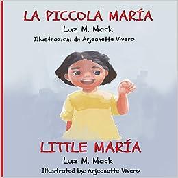 Book La Piccola María/ Little María: Italian/ English Edition