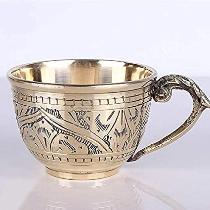de21a590906 Cup With - Coffee Cup Sets Hand Made Arabic Indian Solid Copper Tea With Pad  Handicraft