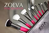 Brushes Makeup Cosmetics Tool Pink Elements Classic Bag Kit Set Professional Best Seller Organizer Bag Travel Small Large for Girl Real Techniques Eye Full Bag Complete Eye ZOEVA Set 8 Face Brushes.