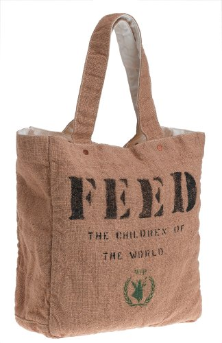 World Food Programme Feed Bag,Natural,one size