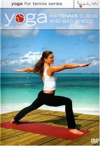 DVD : Yoga For Tennis Elbow And Bad Knees With Anastasia (DVD)