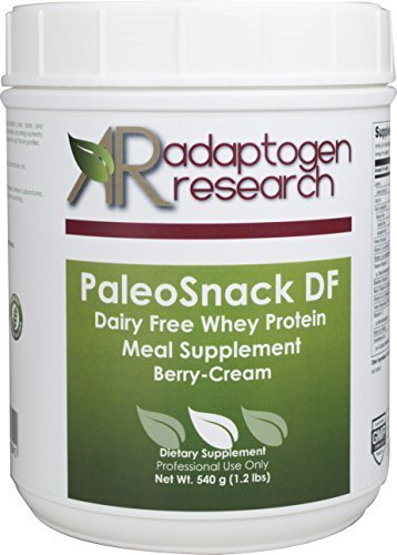 Paleo Snack Natural Pea Protein Isolate Powder Nutrient Rich Powder Meal Supplement Protein,Fats,Carbohydrates,Vitamins and Minerals. Dairy-Free Hormone-Free Berry Cream Flavor -1.2lbs (540 Grams)