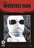 The Invisible Man [Reino Unido] [DVD]