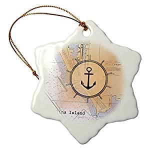 51AcXdjXTSL._SS300_ 75+ Anchor Christmas Ornaments
