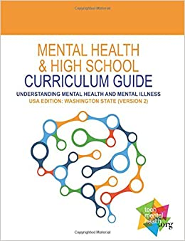 Buy Mental Health And High School Curriculum Guide Usa Edition
