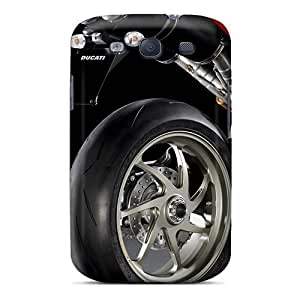 Durable Ducati 1198s Sportbike 1 Back Case/cover For Galaxy S3