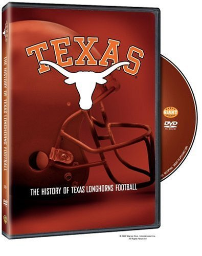 History of Texas Longhorns Football, The (Highlights Football Dvd)