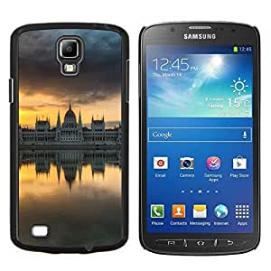 "Be-Star Único Patrón Plástico Duro Fundas Cover Cubre Hard Case Cover Para Samsung i9295 Galaxy S4 Active / i537 (NOT S4) ( Espejo City"" )"